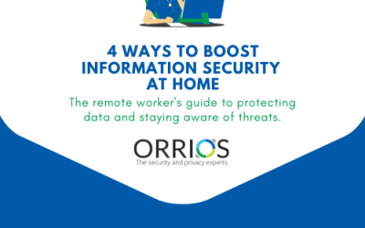 INFOGRAPHIC: 4 Ways to Boost Information Security at Home