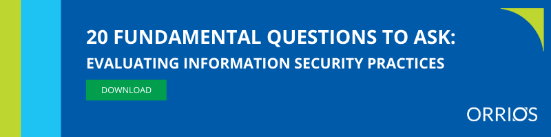 20 Questions to Ask When Assessing Vendor Information Security